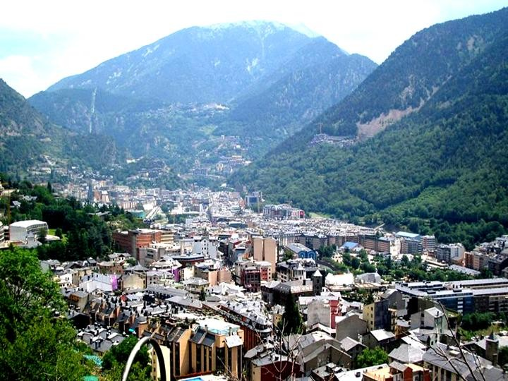 7. Andorra -- 15.48 litres