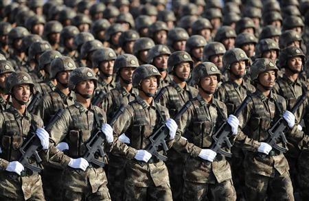 China defense budget to stir regional disquiet