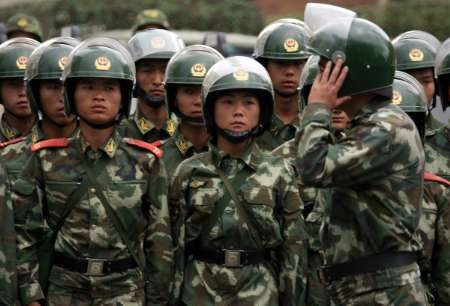 Chinese Police Gun Down at Least Four Rioters in Xinjiang Province