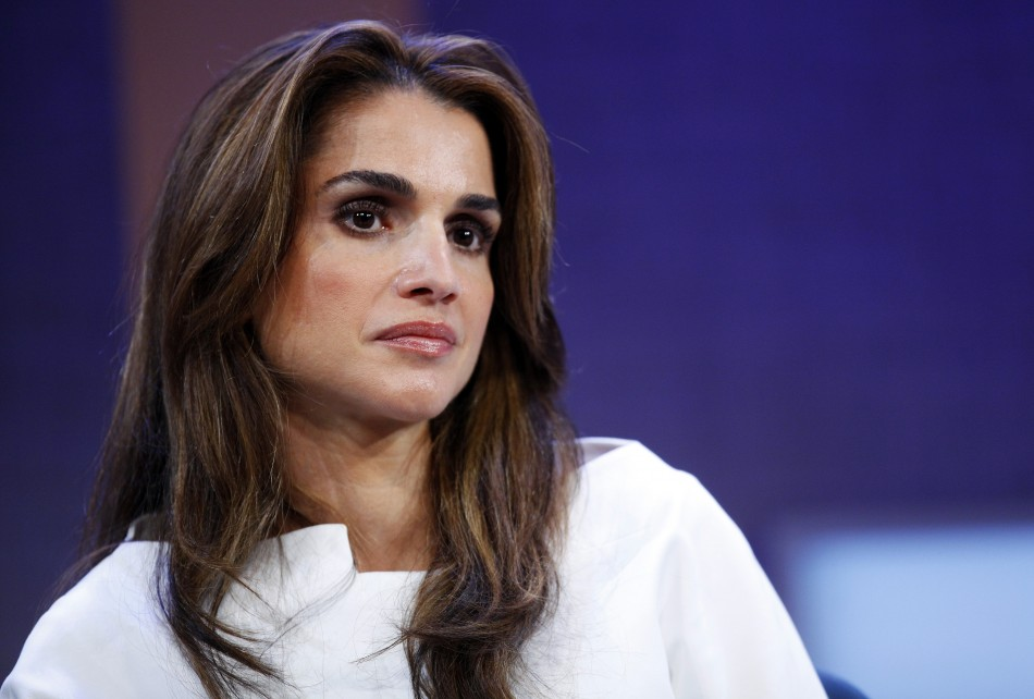 Queen Rania Al-Abdullah of Jordon