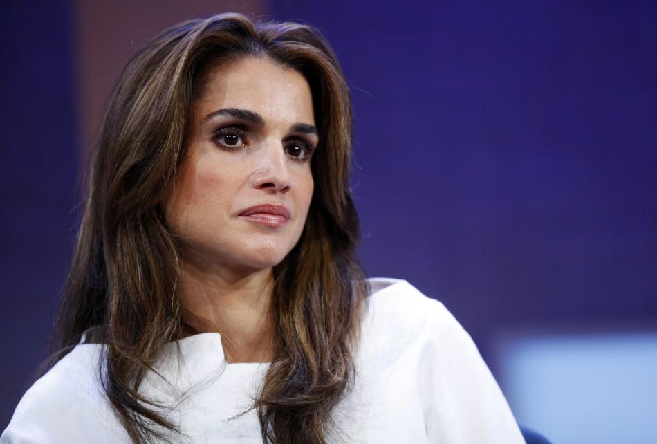 Queen Rania Al-Abdullah of Jordon