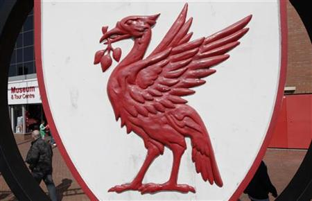 Liverpool Football Club in troubled waters