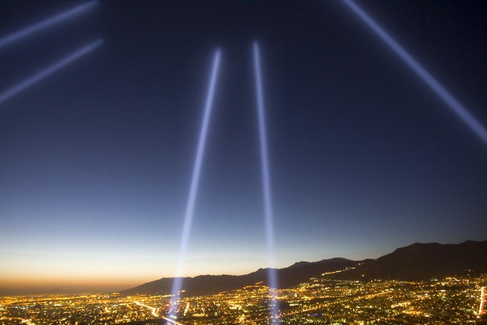 Researchers look to regular laser beams in de-orbiting space junks