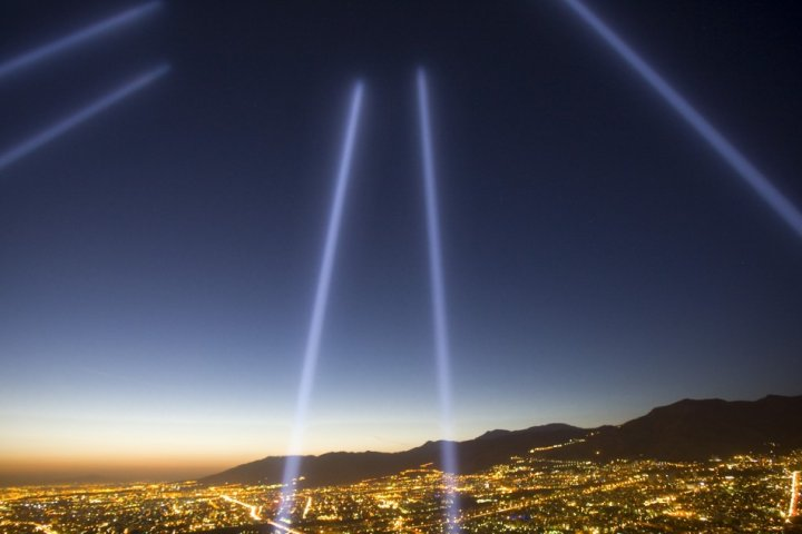 Researchers look to regular laser beams in de-orbiting space junks