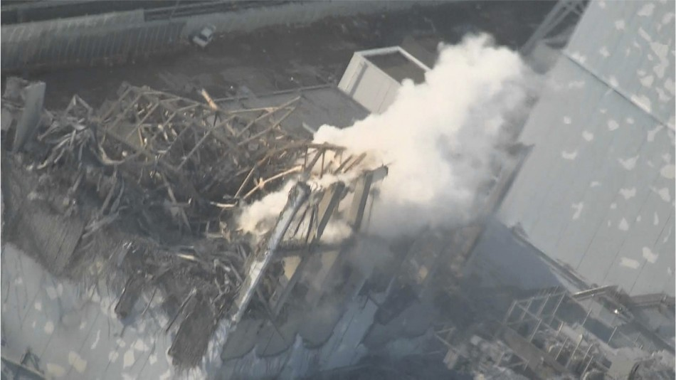 Fukushima Daiichi nuclear power complex
