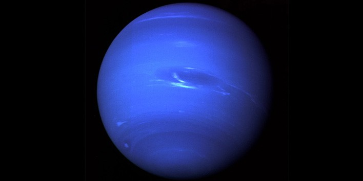 NASA detects signs of water on distant 'warm Neptune'