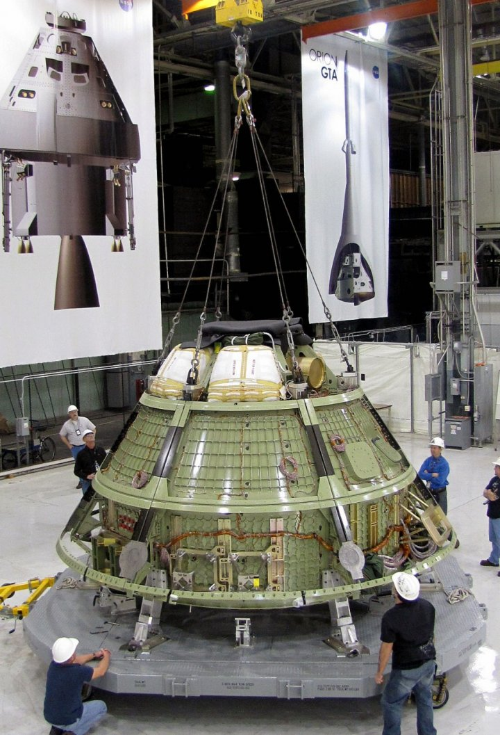 Orion Crew Vehicle