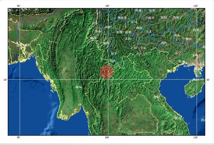 Myanmar's quake death toll rises to 48