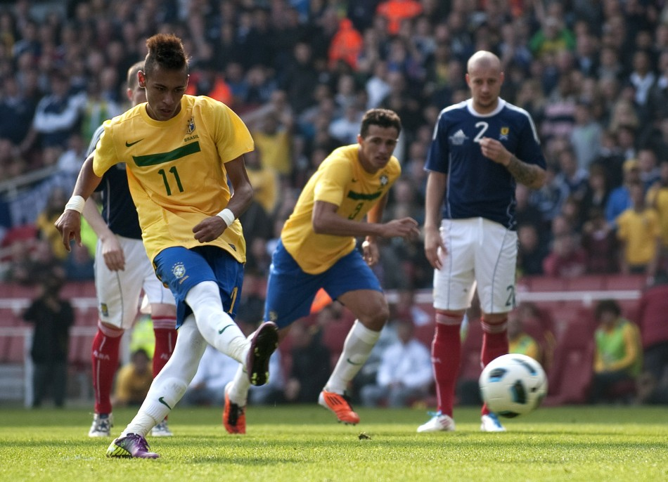 A deal taking Brazilian striker Neymar to Real Madrid is close to completion, according to sources.