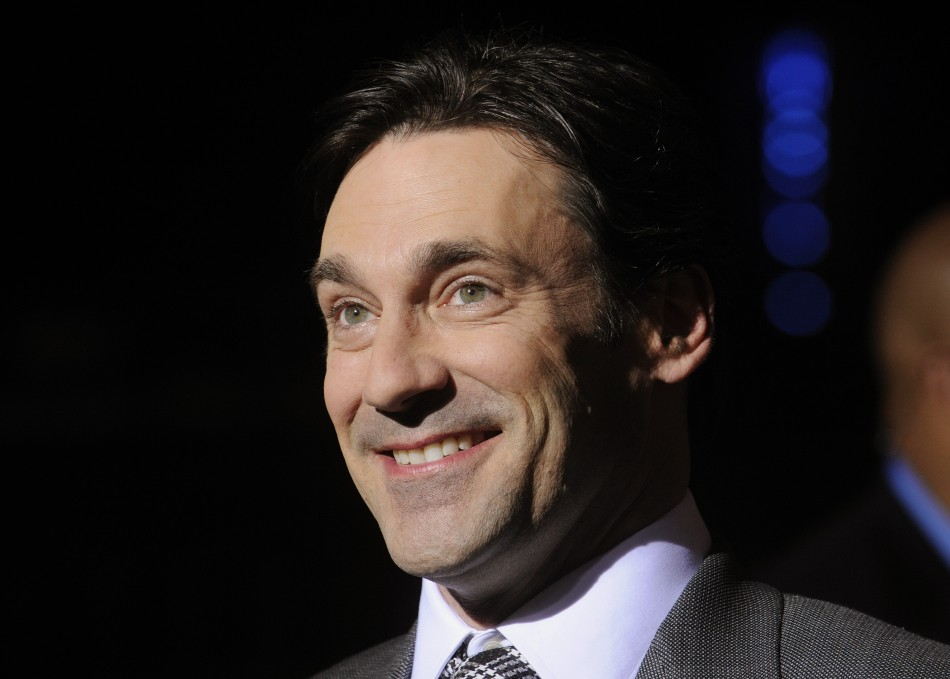 John Hamm, actor on