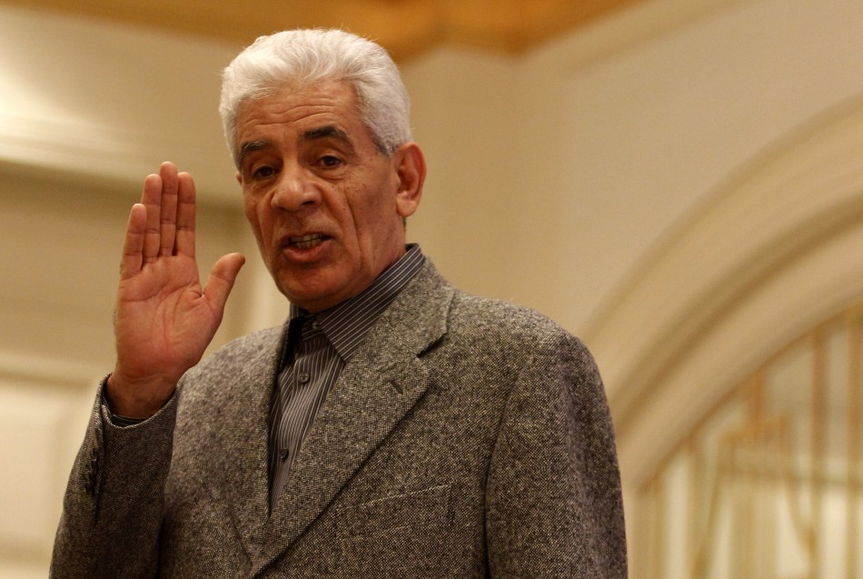 Libya's Foreign Minister Moussa Koussa
