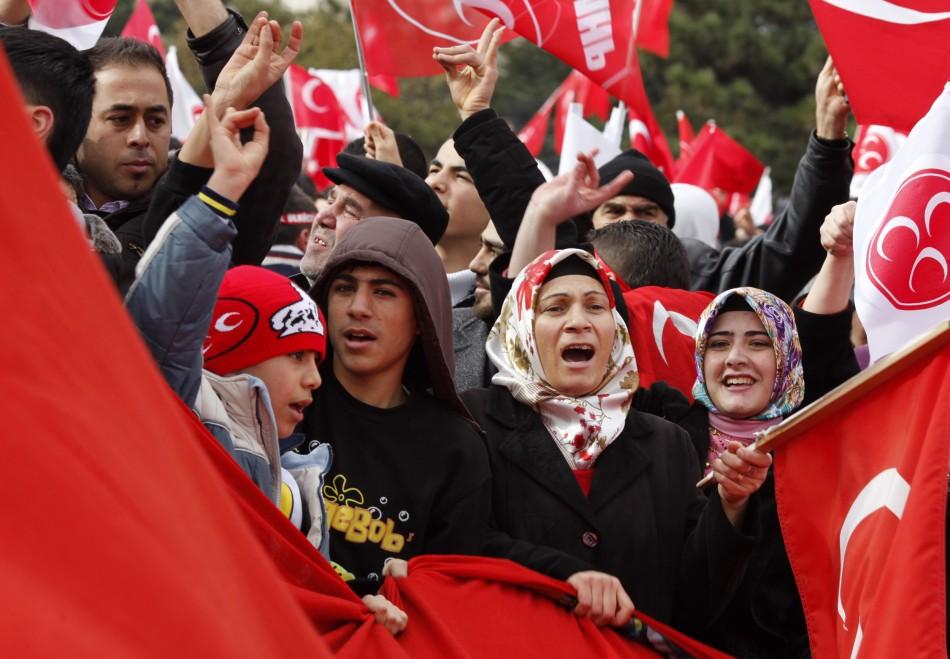 Kurdish community in Turkey prepares for spring festival of Nowruz