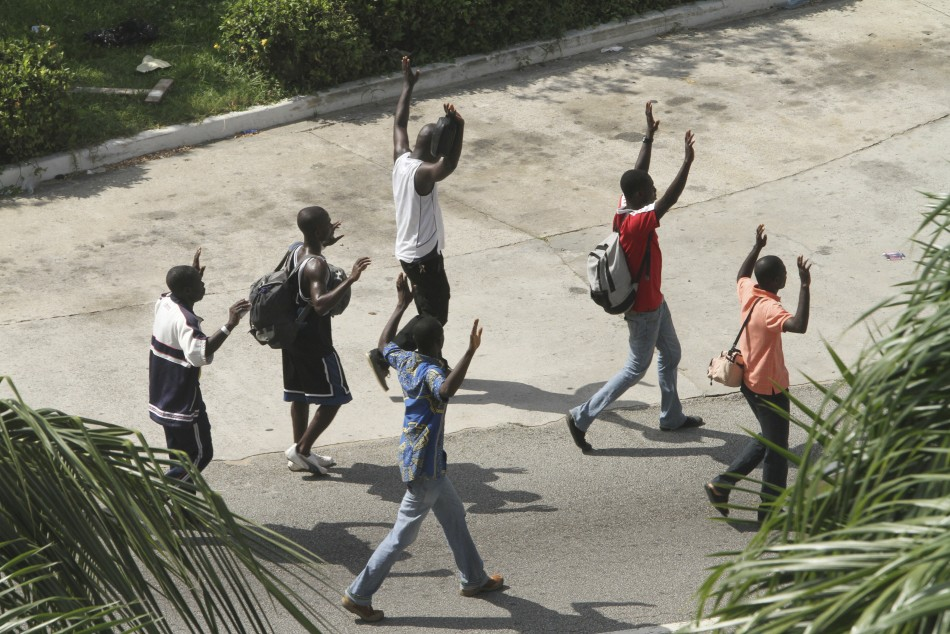 Glimpses of the 2011 Ivory Coast unrest