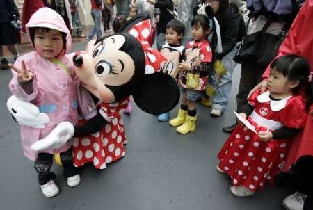 Disneyland set to break ground in Shanghai