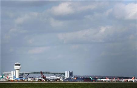 Gatwick Airport in London