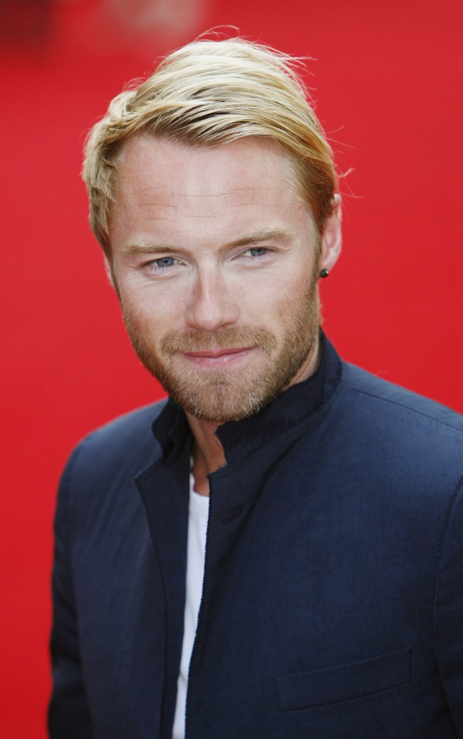 Happy Birthday Ronan Keating Boyzone Star Turns 35