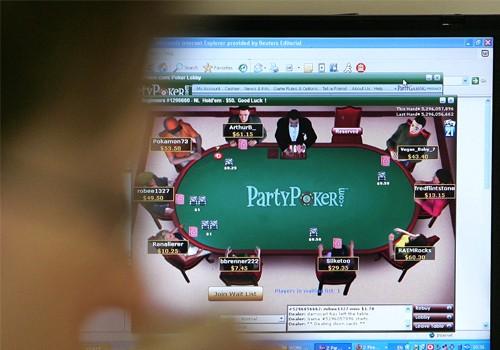 Russia online poker legalisation