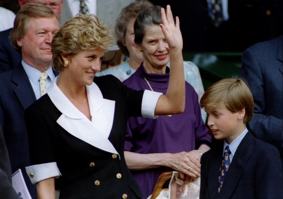 4. Diana, Princess of Wales