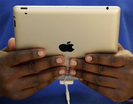 MPs' iPads