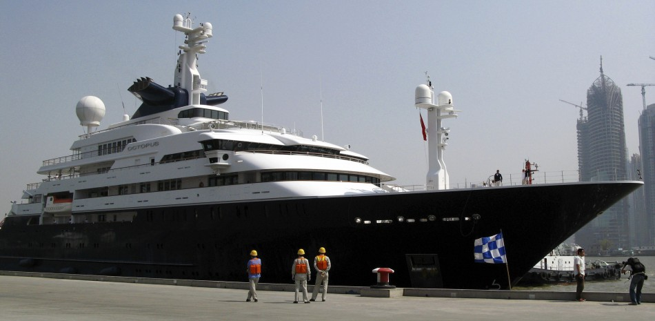 How do you spend $13 billion in Microsoft co-founder Paul Allen style?