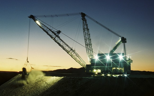 Report Reveals Another Record Year for Mining Investments