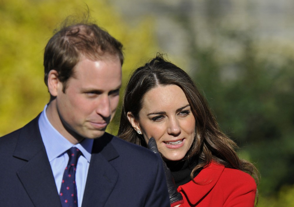 "Prince William and Kate Middleton return to ""St. Andrews""  - where their Royal romance all began"