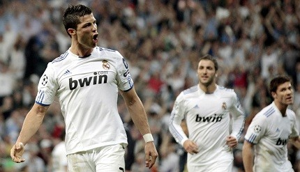 Staying put: Real Madrid forward Cristiano Ronaldo has dismissed speculation linking him with a move to Manchester City.