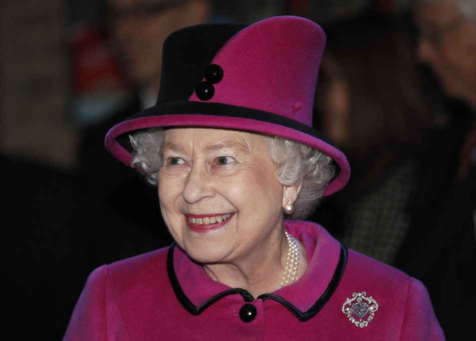 A massive security operation has been launched in Ireland ahead of the queen's arrival today