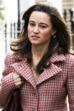 """Pippa"" Middleton : The World's most talked about Maid of Honor"