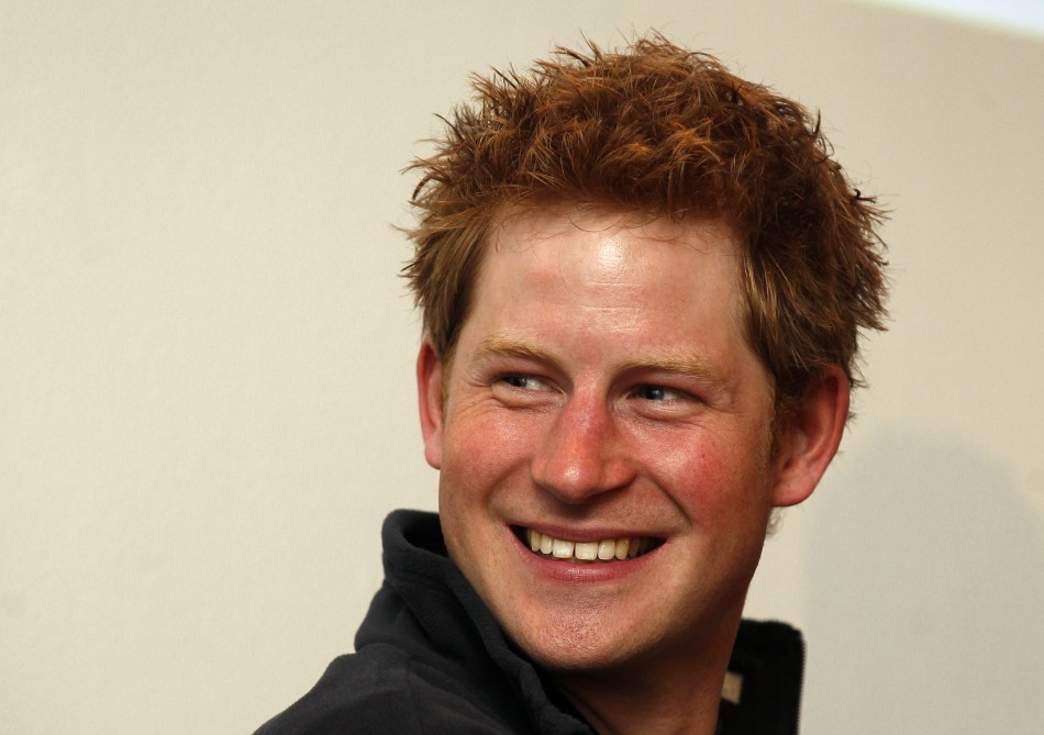 3. Prince Harry of Wales