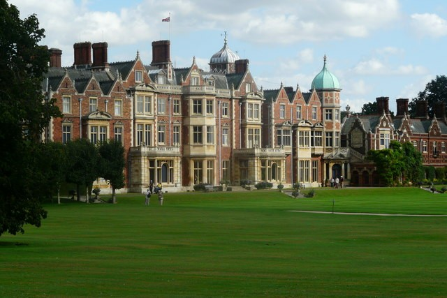 The Sandringham House