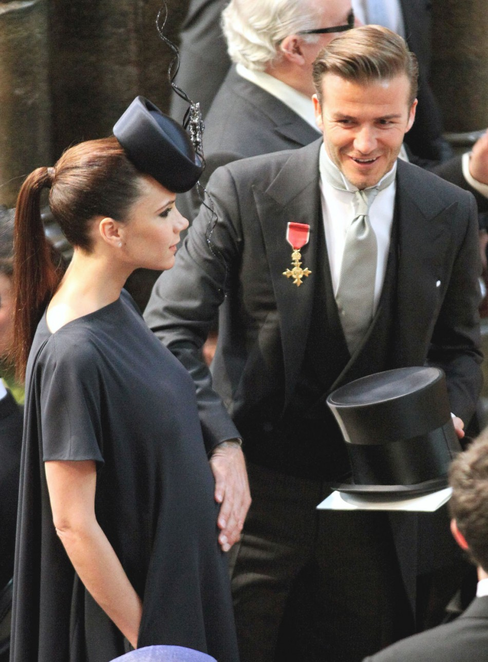Royal Wedding Guests' Fashion