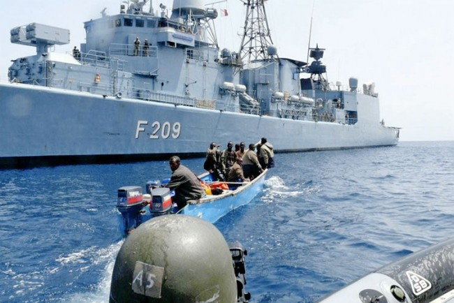 NATO 'Neutralises' Somali Pirates