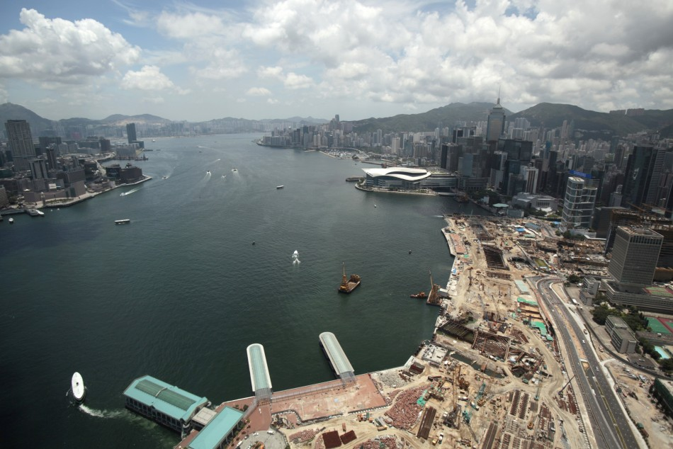 Hong Kong voted best Asian destination