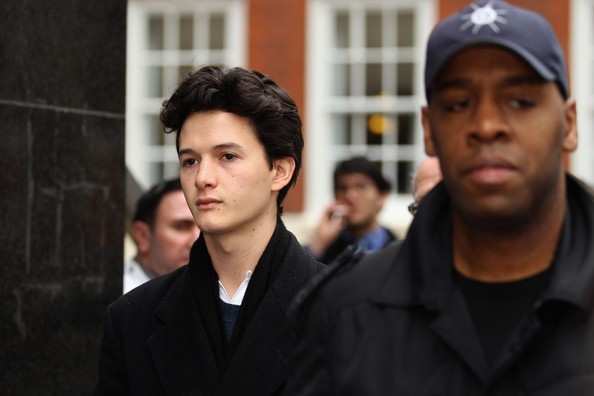 Pink Floyd Guitarist's Son Charlie Gilmour to Serve Hard-Time Following Protest Shenanigans