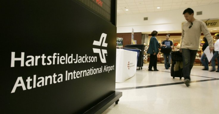 1. Hartsfield–Jackson Atlanta International Airport
