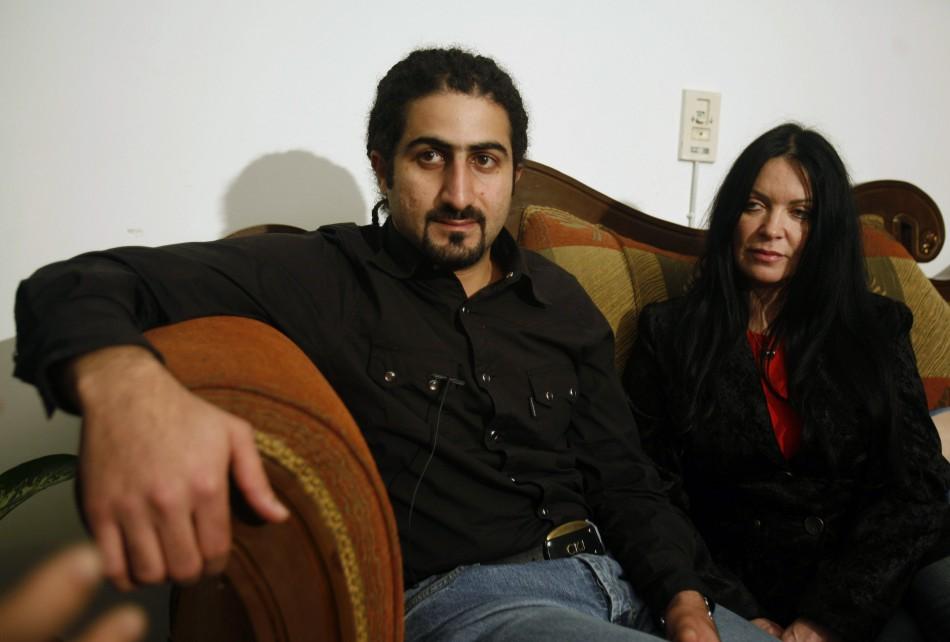 Omar Bin Laden, son of Osama, denied entry to Egypt