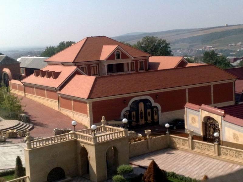 Ramzan Kadyrov palace