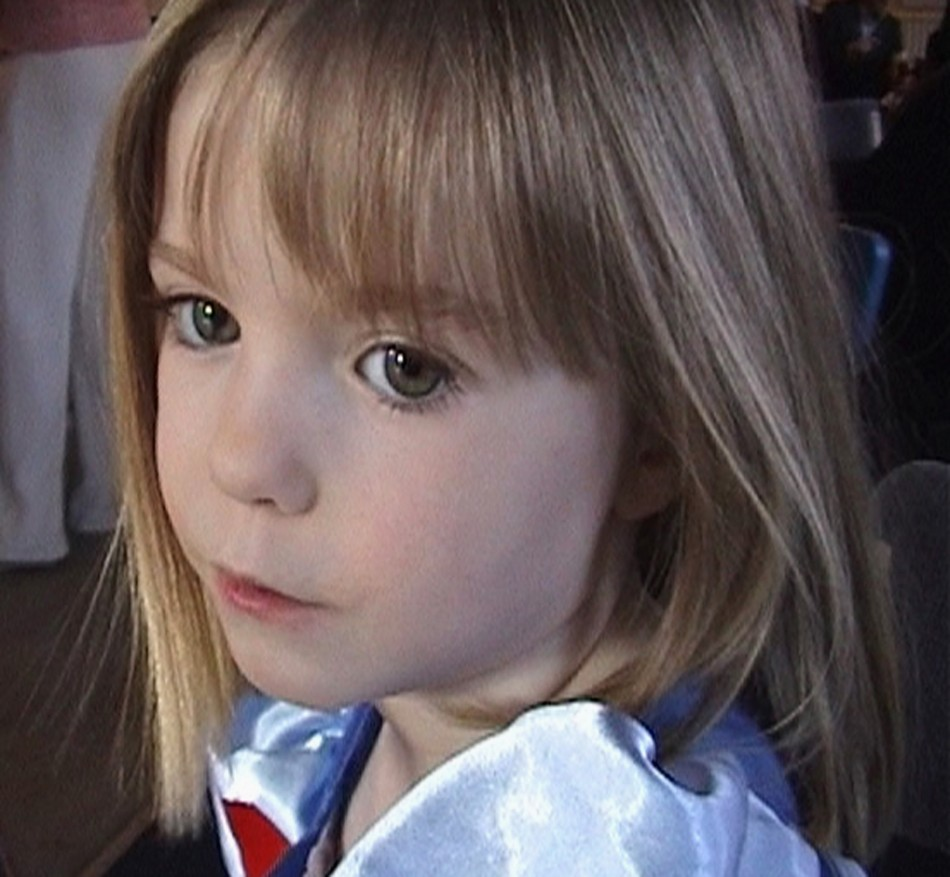 Madeline McCann Found In India?