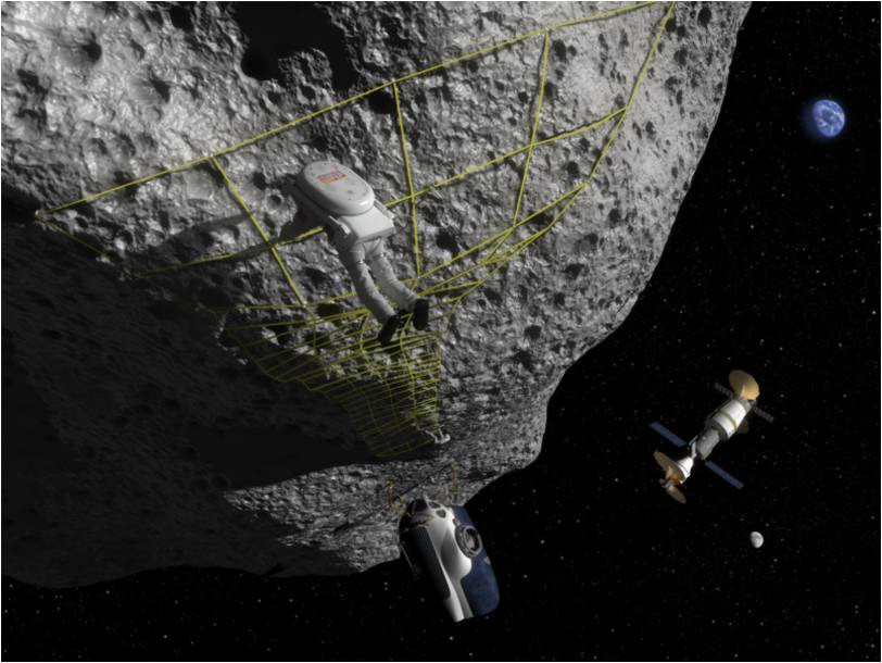 Report: Space Miners Will Soon Explore Asteroids for Likely Rich Hauls