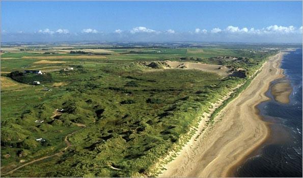 A dramatic golf destination will soon grace the North Coast of Scotland