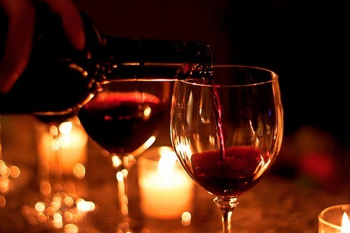 Red Wine improves memory