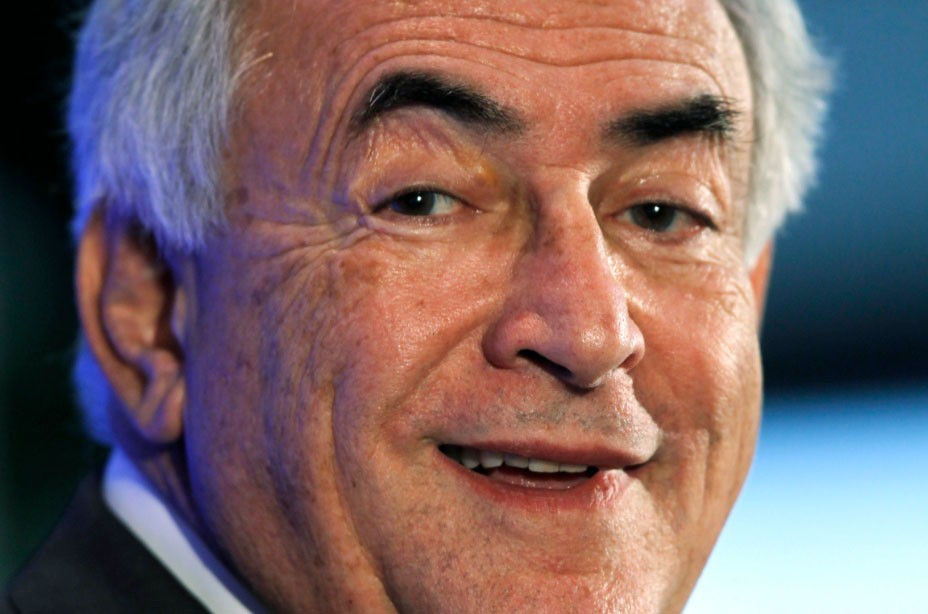 8. Dominique Strauss-Kahn