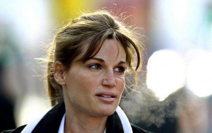 Jemima Khan was forced to deny she had an affair with Top Gear presenter Jeremy Clarkson