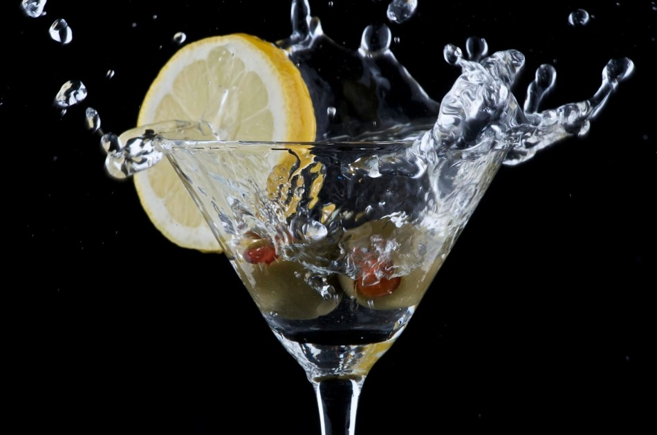 splashy martini