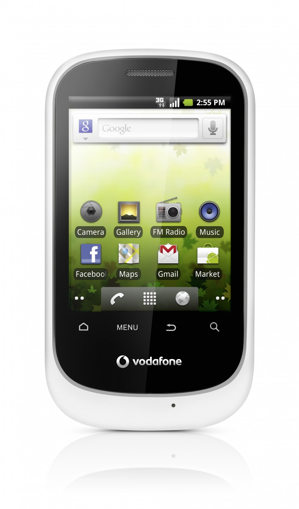 Vodafone Smart front view