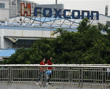 Foxconn CEO takes a dig at Samsung's Galaxy S3
