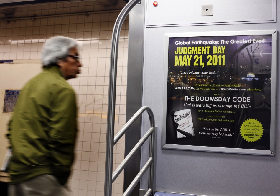 Apocalyptic advertising