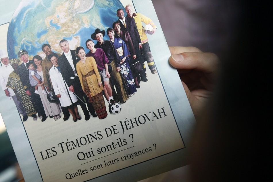 O Ministério da Justiça russo apresentou um caso no Supremo Tribunal pedindo a declaração da sede administrativa das Testemunhas de Jeová no país como uma organização extremista - File photo Reuters
