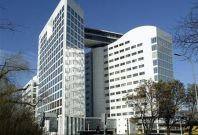 The International Criminal Court (ICC) is seen in The Hague, the Netherlands